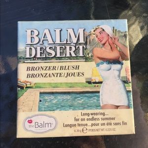 TheBalm Balm Desert Bronzer